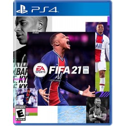 FIFA 21 Standard Edition - PlayStation 4