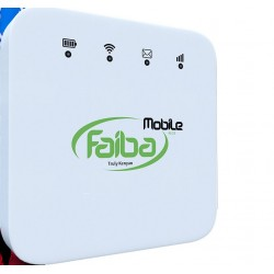 Faiba 4G  ZTE MF927 Mifi Wifi Portable Router