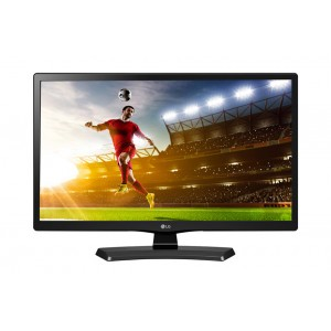LG 24MT48VF - 24'' - Digital TV - Black