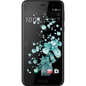 "HTC U Play - 64GB - 5.2"" FHD - 4G LTE (Brilliant Black)"