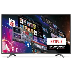 "Hisense - 50"" Class - LED - 2160p - Smart - 4K Ultra HD TV"