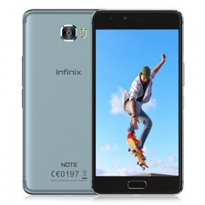 "Infinix Note 4 Pro - 5.7""- 32GB + 3GB RAM - 13MP back + 8 MP Front Camera - 4G/LTE - Dual SIM"