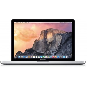 "Apple MacBook Pro (MLH42B/A) 15.6"" - Intel Core i7 - 2.6GHz - 16GB RAM - 512GB SSD - Radeon Pro 455 Graphics"