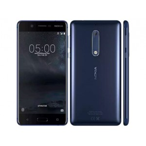 "Nokia 5 – 5.2"" - 16GB ROM – 2GB RAM – 13MP Camera – Dual SIM – Matte Black"