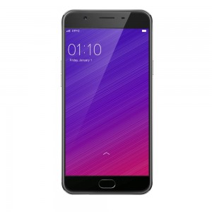 "Oppo F1s - 5.5"" - 32GB - 3GB RAM - 16MP Camera - Single SIM - Black"