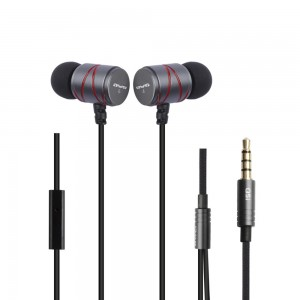 Awei Q5i Universal Stereo Bass Earphones with Mic and Remote