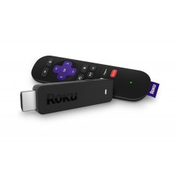 Roku Streaming Stick with voice remote with TV power and volume (2017)
