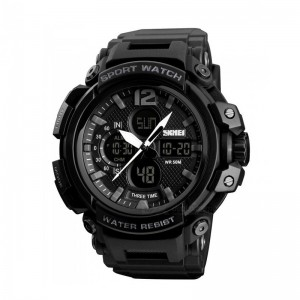 SKMEI 1343 50m Waterproof Men's Digital Sports Watch