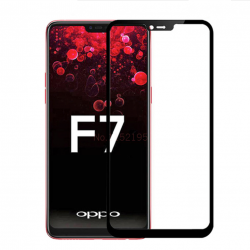 Oppo F7 Curved Edge 3D Tempered Glass Screen Protector