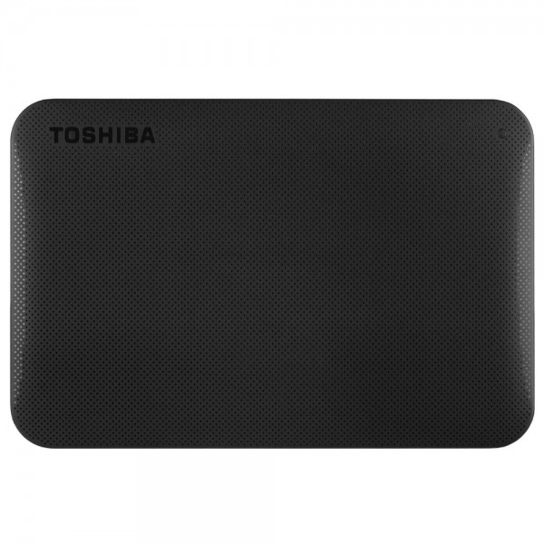 Toshiba 1TB - Canvio Basic Portable USB 3.0 Hard Drive - Black