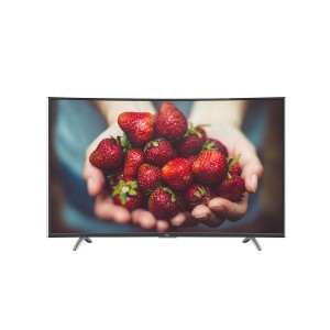 "TCL 48P1CFS - 48"" - Smart - Digital Curved TV - Black"