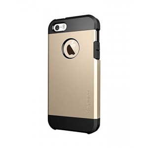 Spigen Slim Armor Case for iPhone 5/5s -Gold