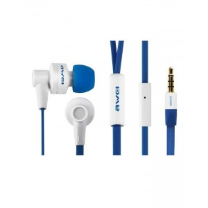 Awei ES700i - Super Bass High Performance Earphone with Mic