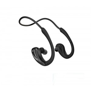 Awei A880BL Wireless Super-Bass-Sports Earphones with NFC -Black