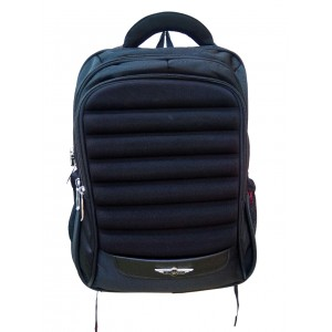 Taikiss Laptop BackPack Bag -Black