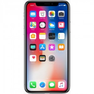Apple iPhone X Factory Unlocked ( Brand New )