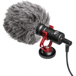 BOYA BY-MM1 Universal Cardioid Microphone
