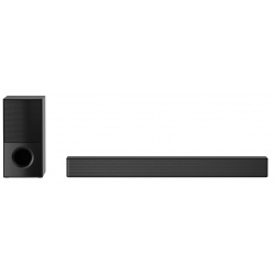 LG SNH5 4.1 Channel High Powered Sound Bar with DTS Virtual:X and AI Sound Pro