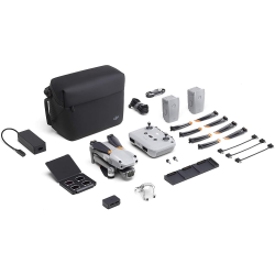 DJI Air 2S Fly More Combo - Drone with 3-Axis Gimbal Camera, 5.4K Video