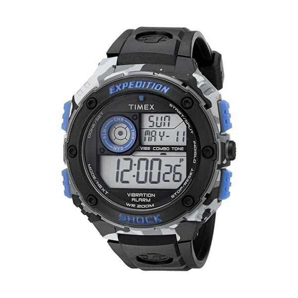 Timex Expedition 48mm Resin Strap Watch – TW4B003009J