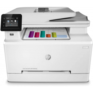 HP Color LaserJet Pro M283fdw Wireless All-in-One Laser Printer