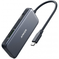 Anker PowerExpand 5-in-1 USB-C Media Hub