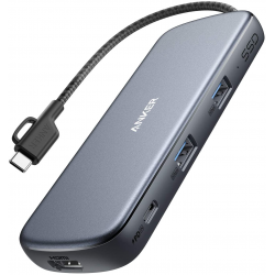 Anker PowerExpand 4-in-1 SSD USB C Hub, with 256G SSD Storage