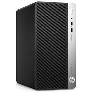HP ProDesk 400 G6 MicroTower i5 9th Gen 4GB 1TB HDD DOS