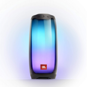 JBL Pulse 4 Waterproof Portable Bluetooth Speaker with Light Show and Sound