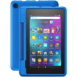 "Amazon Fire 7 Kids Pro tablet, 7"" display, Ages 6+, 16 GB (2021)"