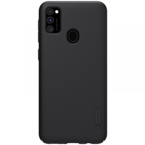 Nillkin Super Frosted Shield Matte cover case for Samsung Galaxy M30s, Galaxy M21