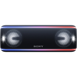 Sony SRS-XB41 Portable Bluetooth Speaker with Flashing Line Light