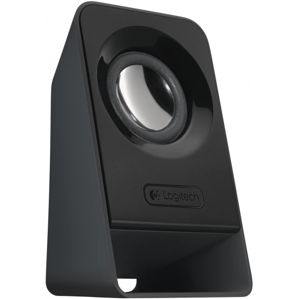 Logitech Z213 Compact PC Multimedia 2.1 Speaker System with Subwoofer