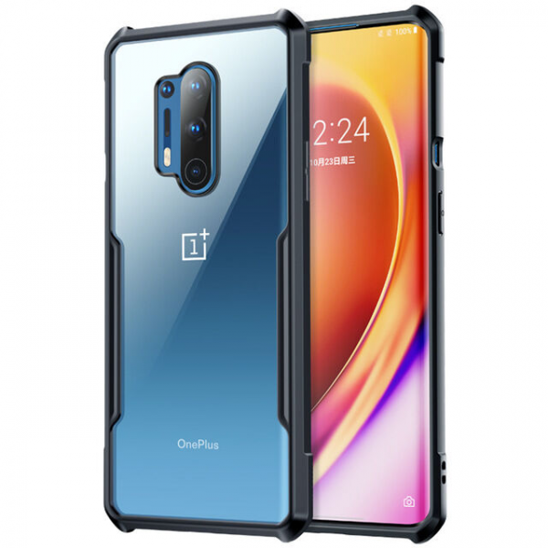 Xundd Case for Oneplus 8 Pro with Integrated Camera Cover