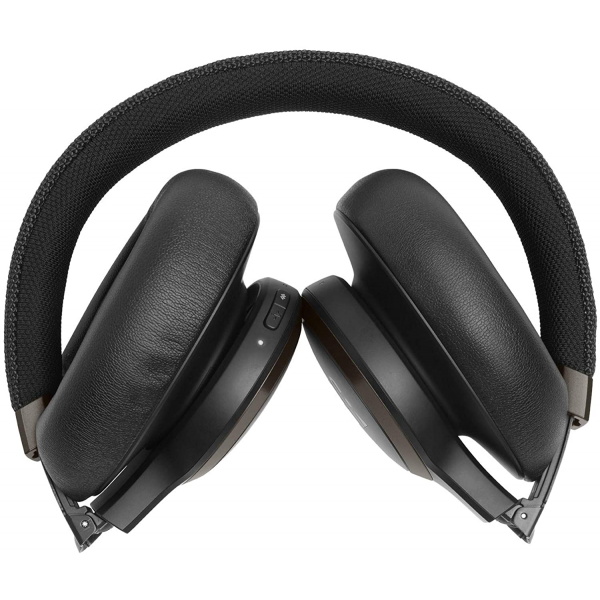 JBL LIVE 650BTNC - Around-Ear Wireless Headphone with Noise Cancellation