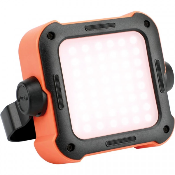 Promate Outdoor Portable LED Flood Light With 10,000mAh Built-in Power Bank