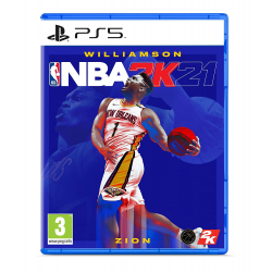 NBA 2K21 - PlayStation 4/5 Standard Edition