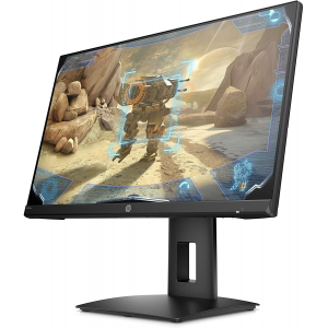 HP 24x 23.8-inch FHD Gaming Monitor with AMD FreeSync (Black)