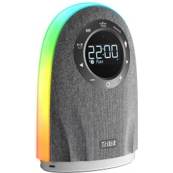 Tribit Home 25W Bluetooth Speaker with LCD Time Display & Alarm