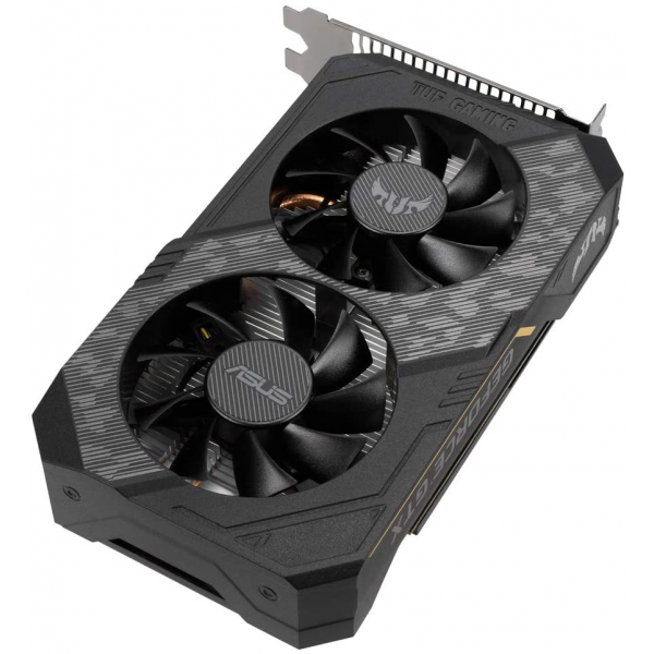 ASUS TUF GAMING GEFORCE® GTX 1650 4GB GDDR6 Graphics Card