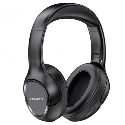 Awei A770bl Bluetooth Headphones With Microphone - Black