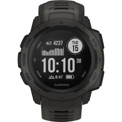 Garmin Instinct Rugged Outdoor SmartWatch with GPS and Heart Rate Monitoring