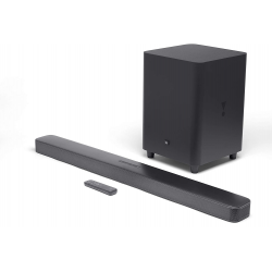JBL Bar 5.1 Surround Sound Bar - in-Home Entertainment System