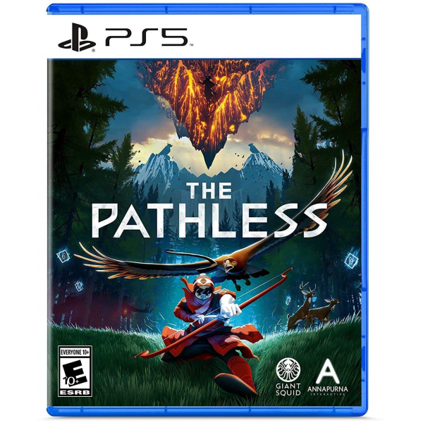 The Pathless - PlayStation 5 by Iam8bit