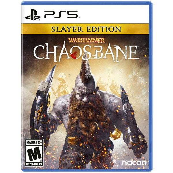 Maximum Games Warhammer: Chaosbane Slayer Edition PS5