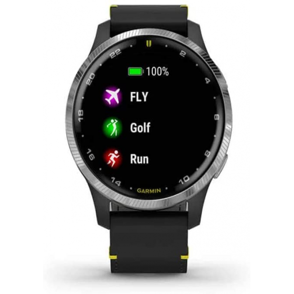 Garmin D2 Air Aviator GPS Smartwatch - Black