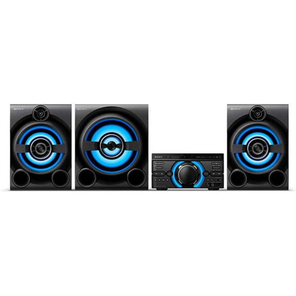 Sony MHC-M80D High Power Audio System with DVD 2150W RMS