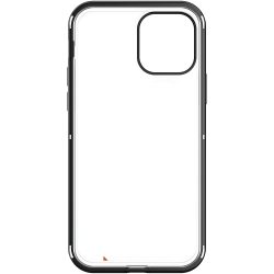 Mophie Hackney Slim Case for iPhone 12 Pro Max Clear Black