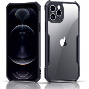 Xundd Slim Clear Back Case for iPhone 11, 11 Pro, 11 Pro Max