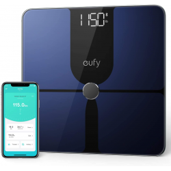Eufy by Anker, Smart Scale P1 Wireless Digital Bathroom Scale with Bluetooth